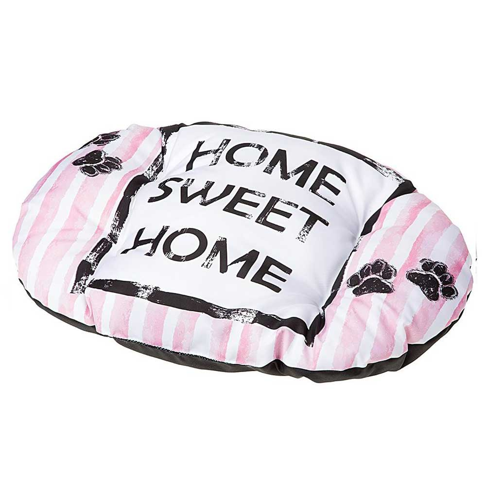 3f650e836fa5 Μαξιλάρι Σκύλου και Γάτας Ferplast Relax 55 4 Home Sweet Home Ροζ Κουφετί  Small 55x40cm 14