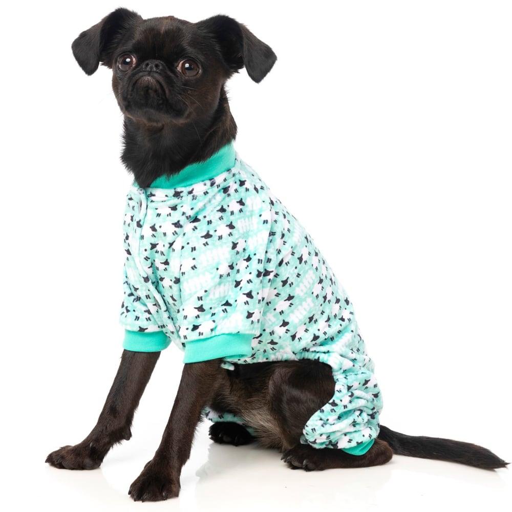 8cada00e7aac Πιζάμα για Σκύλους FuzzYard Pyjama Sheep Πρόβατο Πράσινο Extra Extra Large  Μήκος Ράχης 70cm
