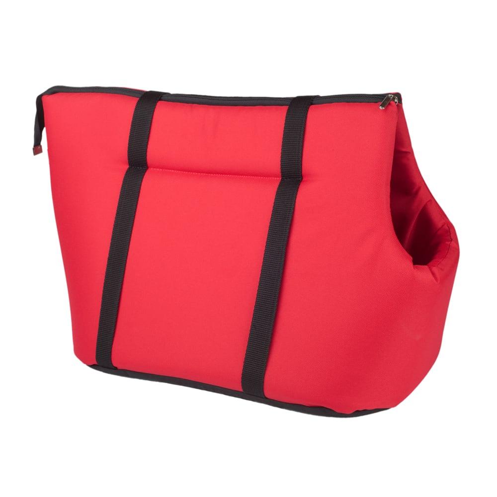 498f930a7b1b Τσάντα Μεταφοράς Σκύλου και Γάτας Amiplay Basic Κόκκινη Large 42x26x30cm