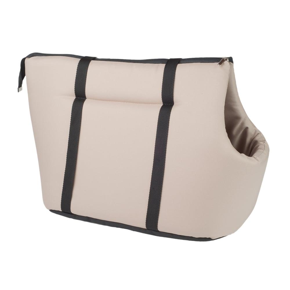 4a000c8e0520 Τσάντα Μεταφοράς Σκύλου και Γάτας Amiplay Basic Μπεζ Large 42x26x30cm